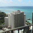ホテルからの眺め1